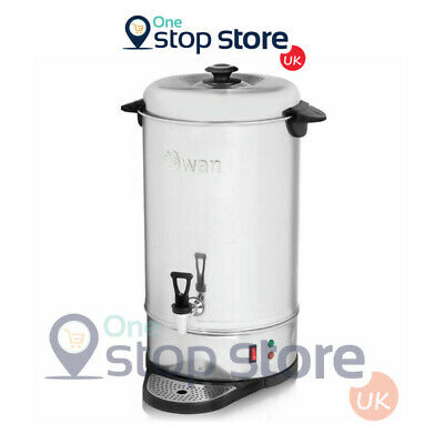 Swan 8 Litre Tea Urn Coffee Hot Water Boiler Commercial Catering Water Heater