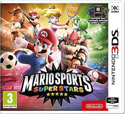 Mario Sports Superstars (3DS) [New Game]