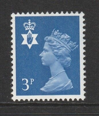 GB Northern Ireland 1974 Regional Machin 3p SG NI14 MNH (1CB)