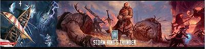Gale Force 9 - Dungeons and Dragons - Storm Kings Thunder DM Screen