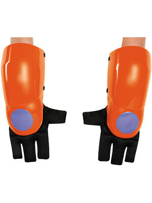 Childs Red Baymax Big Hero 6 Disney Gloves Costume Accessory