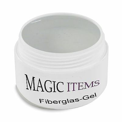 FIBREGLASS GEL FIBER GLASS GEL KLAR THIN - TYPE 5ml