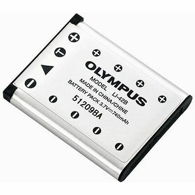 Olympus LI-42B (147428) Li-Ion Rechargeable Battery - New LI42B