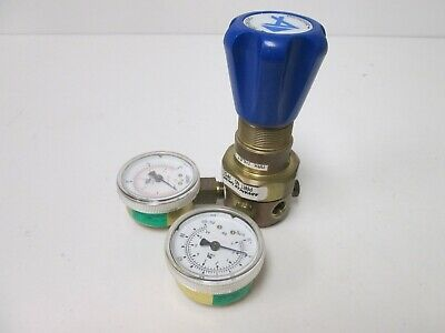 Advanced B1-75 APD175NV Gas Regulator, Max Inlet Pressure: 3000psi