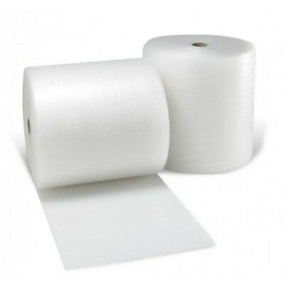 1 ROLL SMALL BUBBLE WRAP 300 mm X 100 m - UK MANUFACTURED - FREE 24H DELIVERY