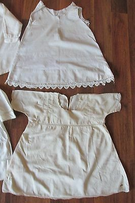 Vintage Baby Clothing Collection Of 8 Pieces/ Dresses, Slips, Tops And More