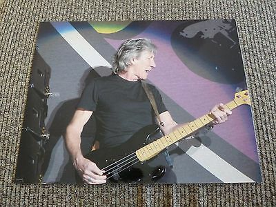 Roger Waters Pink Floyd Live 11x14 Color Music Picture Photo