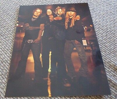 Shinedown Band 11x14 Promo Color Music Picture Photo