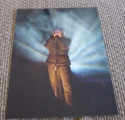 Shinedown Band Brent 11x14 Live Color Music Picture Photo