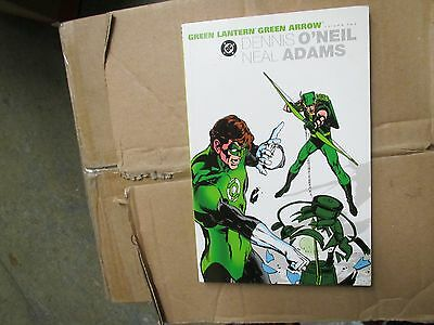 New Unread Green Lantern/green Arrow By Adams -Volume 2   Trade Paperback