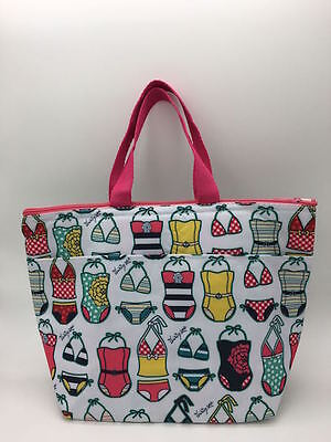 Defect Thirty one Organizer Thermal Picnic lunch Tote Bag in Sweet Suits 31