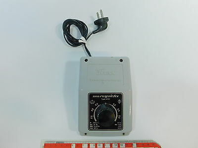AV684-2# Titan/Arnold Rapido Type 0751 Transformer/Throttle control 220 V/24 VA