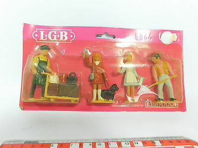 AT612-0,5# LGB G Scale/Ilm 5044 station figures: Workers+Passenger etc., NIP