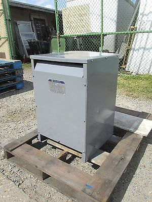 Square D / Sorgel Transformer 50 Kva, 600V Cat# 50S5H .. OD-45