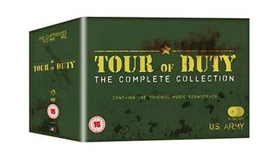 Tour Of Duty - Complete [New DVD]
