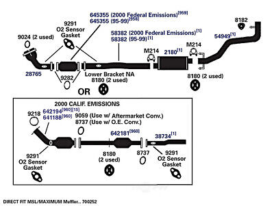 Toyota T100 Exhaust System Diagram Wiring Diagram Balance A Balance A Musikami It