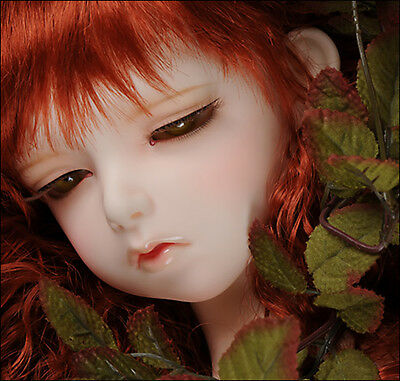 DOLLMORE BJD NEW Lusion Doll - Dreaming Dahlia (MAKE UP)