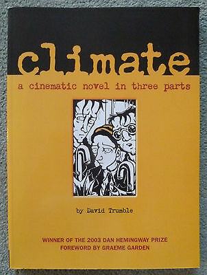 Climate..david Trumble.blake Project 2004 1St Print.vfn+.262 Page Graphic..oop