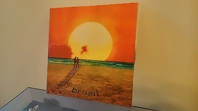 "VARIOUS - Brazil EP 10"" (DUCK SOUP PRODUCTIONS DSP-010) JAPAN 2002 LATIN JAZZ"