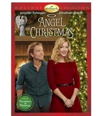 Angel Of Christmas Dvd - Single Disc Edition - New Unopened - Hallmark
