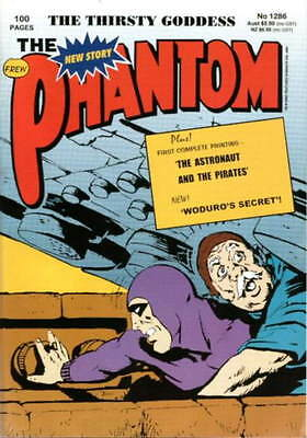THE PHANTOM Frew Comic #1286  EXCELLENT 100 pages The Thirsty Goddess