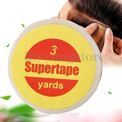 1pcs Super Clear Wig Hair Tape Strong Double Sided Adhesive Taped For Lace Hair
