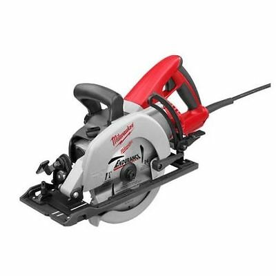 "New Milwaukee 6477-20 Worm Drive 7 1/4"" 15 Amp Electric Circular Saw Kit Sale"