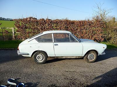1966 Fiat 850 Coupe  series 1 ** For restoration /recommissioning **