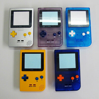 Housing Shell Replacement Case Cover for Nintendo GBP Game Boy Pocket Console HI