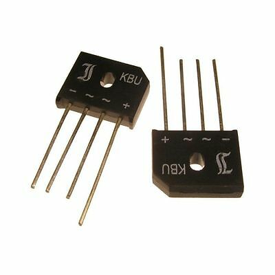 20x BY550//100 Diode Gleichrichter THT 100V 5A Verpackung Ammo Pack 1,5us