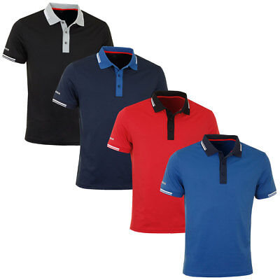 Sunice 2017 Mens Rostock SS Stretch Cool-Plus Golf Polo Shirt 64% OFF RRP
