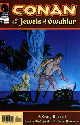 CONAN and the Jewels of Gwahlur #3 (of 3) - Back Issue