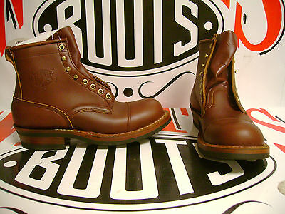 """White's Boots Farmer-Rancher Red Dog 6"""" 9 D"""