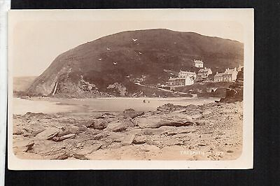 Tresaith - real photographic postcard