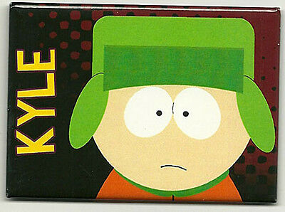 South Park Kyle Metal Refrigerator Magnet
