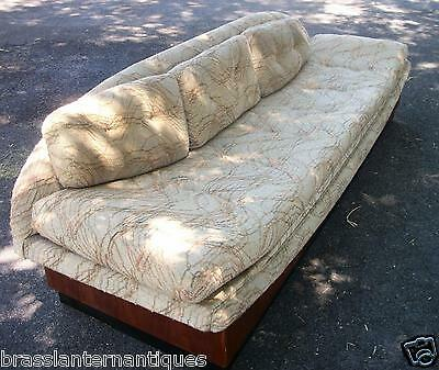 Vintage Mid Century Modern Adrain Pearsall Gondola Sofa for CRAFT & ASSOCIATES