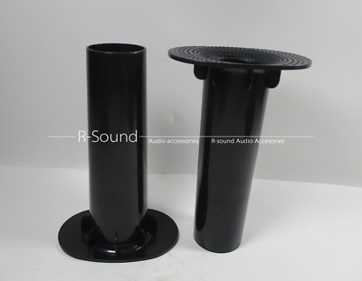 "2pcs Y65 Thicker Speaker Port Tubes Bass Vent For 4""-8"" Speakers DIY 65x160mm"