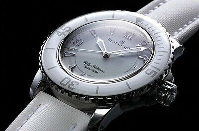 New Blancpain Fifty fathoms series 5015-1127-52 Aautomatic Watch