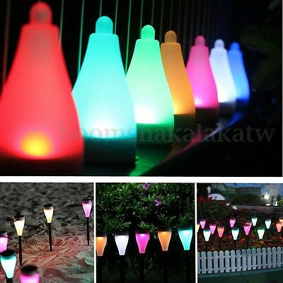 7 Color Changing Solar Light Outdoor Garden Pendant Hanging Table Desk Light