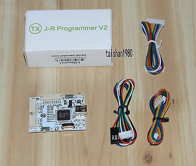 Brand New J-R Programmer V2 with 3 Cables Set USA Fast Free Shipping