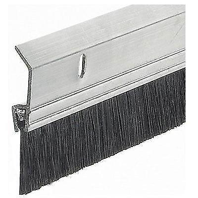 "Frost King SB36 2 x 36"" Extra Aluminum/Brush Door Sweep, Silver New"