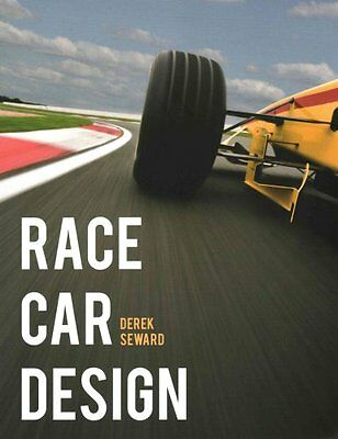 Race Car Design by Derek Seward 9781137030146 (Paperback, 2014)