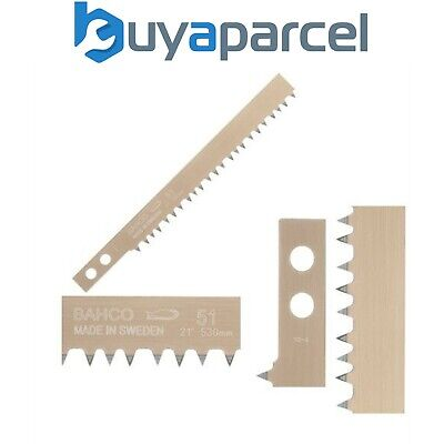 Bahco 51-21 Bowsaw Blade 21in Hardpoint Peg Tooth Saw Blade 530mm