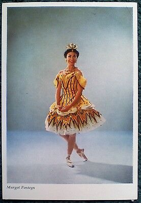 "Ballett : Margot Fonteyn from ""Birthday Piece"""