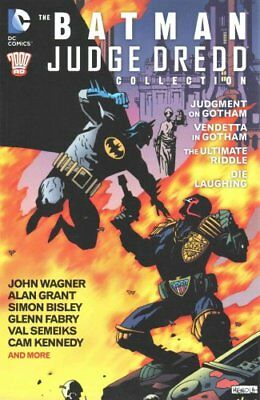 The Batman/Judge Dredd Collection by John Wagner 9781781082256 (Paperback, 2014)
