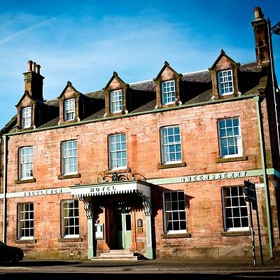Hotel Voucher - 1 Night stay with Dinner, Bed and Breakfast in Dumfriesshire