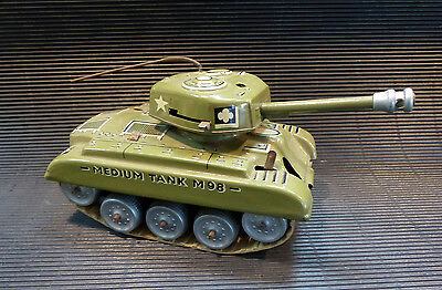 Gama - Panzer Medium Tank M98