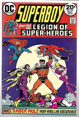 Superboy and Legion of Super Heroes '73 197 VG D4