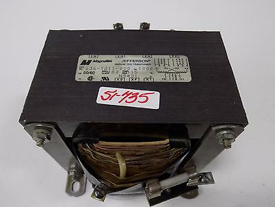 MAGNETEK  636-1211-000 Machine Toll Transformer with Bolted Mount
