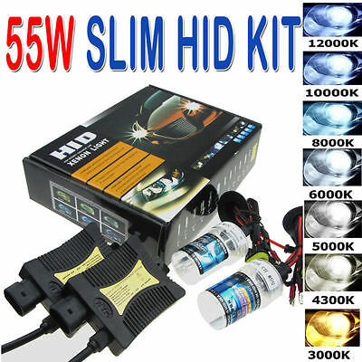 New 55W Xenon HID Kit 's Replacement Light Bulbs H1 H3 H7 H10 H11 9005 9006 #1